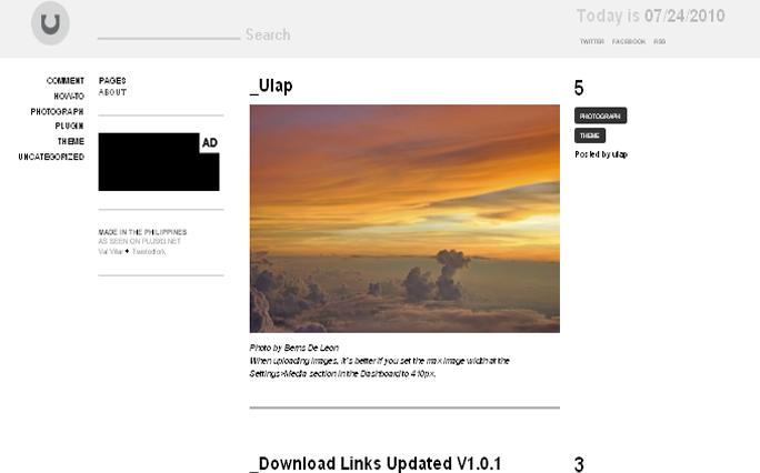 Ulap-Themes,Wordpress Themes