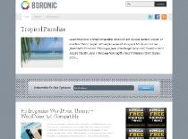 Boronic